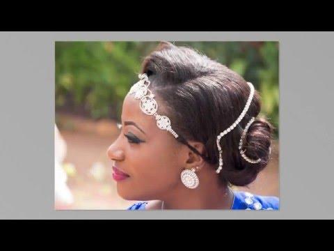 Ugandan Kwanjula and Wedding - Sharon and Brad (slideshow)