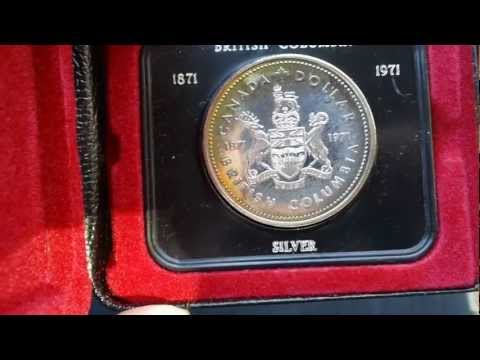 Wild Monster Toning On These Canadian Silver Dollars!