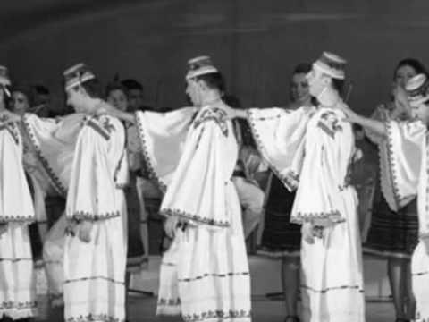 Danț de jucat / Dance from Oas area