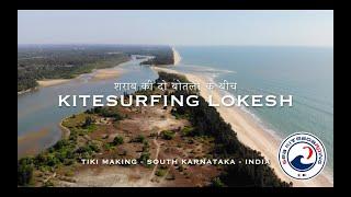 Kitesurfing Lokesh - Manipal - 2020