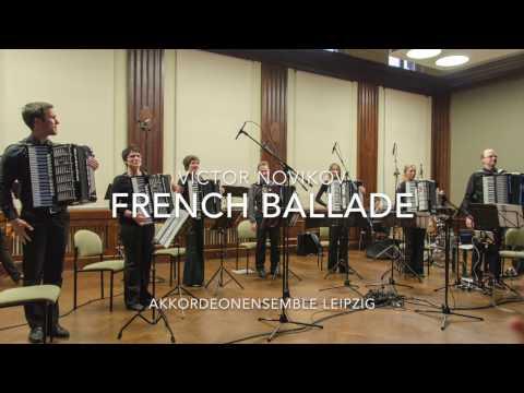 French Ballad - Victor Novikov (Французская баллада - В. Новиков)