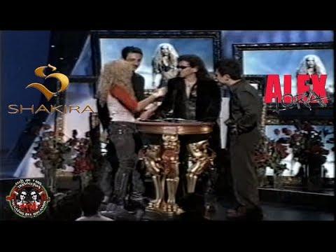 Alex Lora - Premios VMA 2002