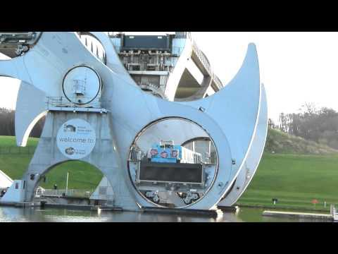 The Falkirk Wheel (boat Lift)
