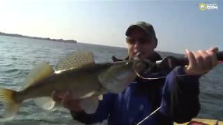 Рыбачьте с нами Спиннинг осенью В поисках трофея Часть 2 Евгений Баранов и Сергей Балашов