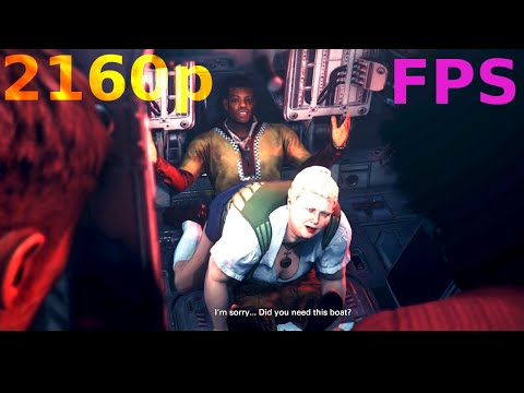 S E X in Wolfenstein II: The New Colossus - Gameplay 2160p with EPIC Cutscenes E25 |
