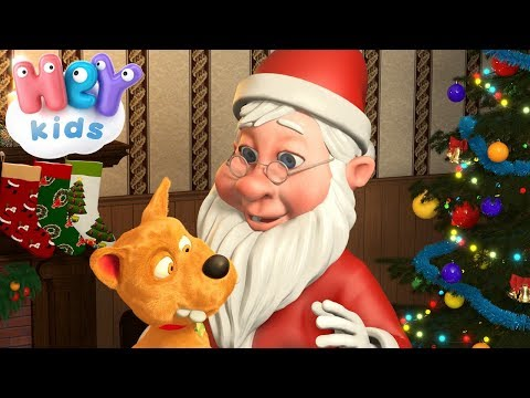 We Wish You a Merry Christmas 🎅 and more Christmas Songs for Kids 🎄 HeyKids
