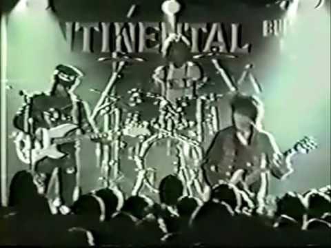 Johnny Thunders - Live 1986 Continental Buffalo NY