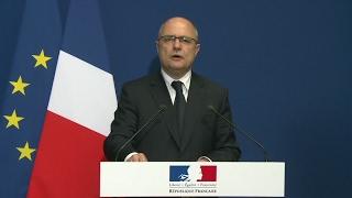 وزير الداخلية الفرنسي برونو لورو يعلن استقالته