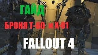 Fallout 4 Броня ГАЙД