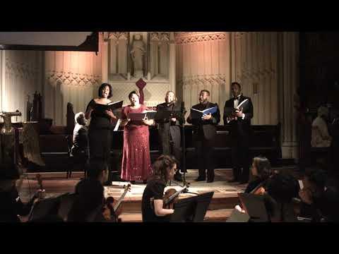 """O Ye That Love The Lord"" S. Coleridge-Taylor, Newland, Bradford, Packer, Outlaw, Pleasant, Jennings"