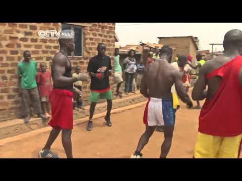 Uganda's Kickboxer