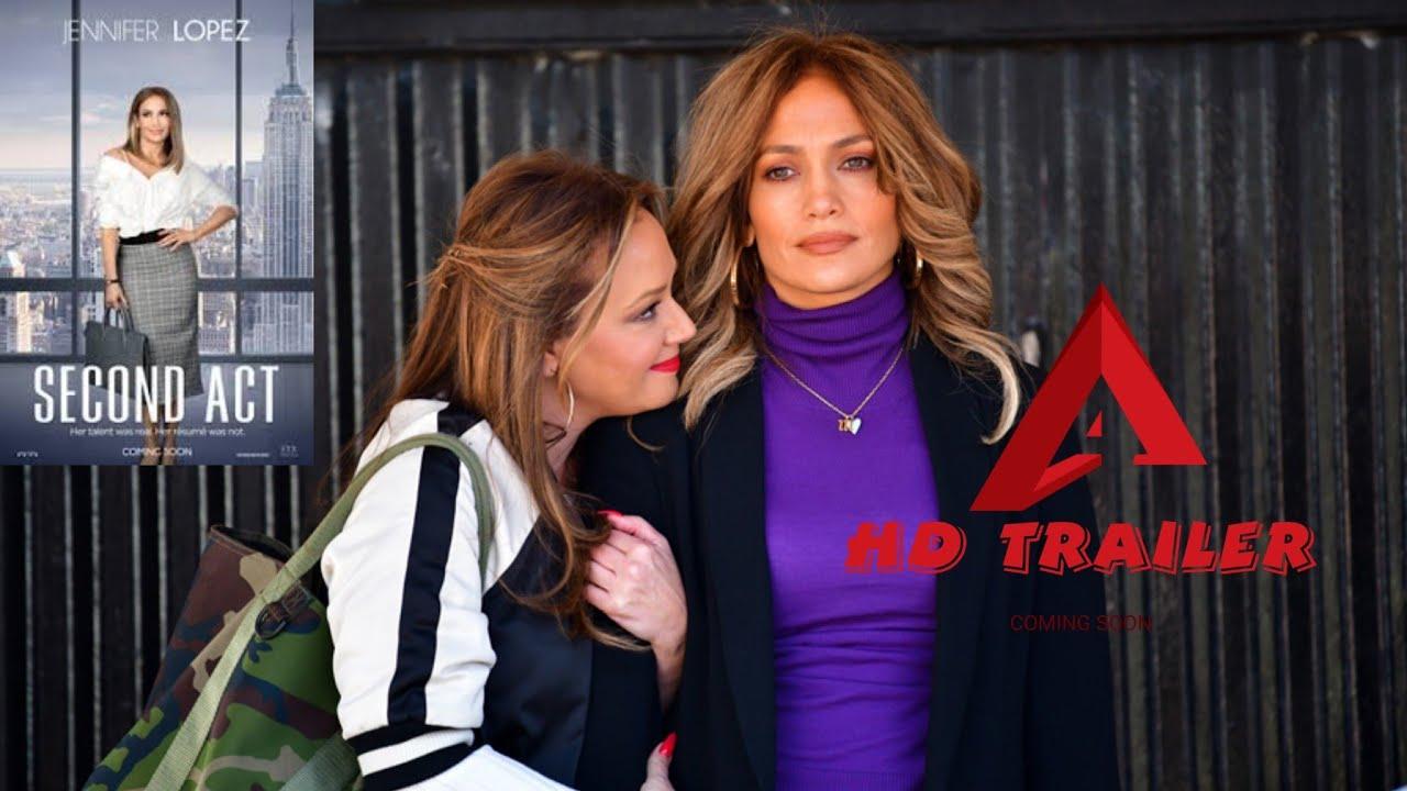 Download SECOND ACT-2018|OFFICIAL MOVIE TRAILER|Jennifer Lopez|Vanessa Hudgens|Milo Ventimiglia