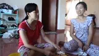 Thúy An hát Tân cổ: Tiếng chày trên Sóc Bom Bo