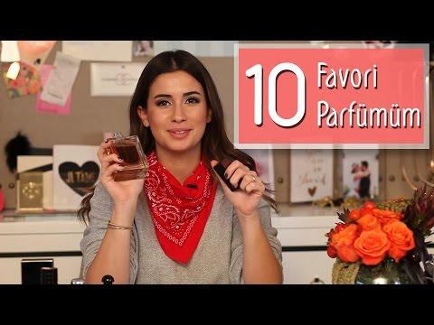 10 Favori Parfüm | Buse Terim