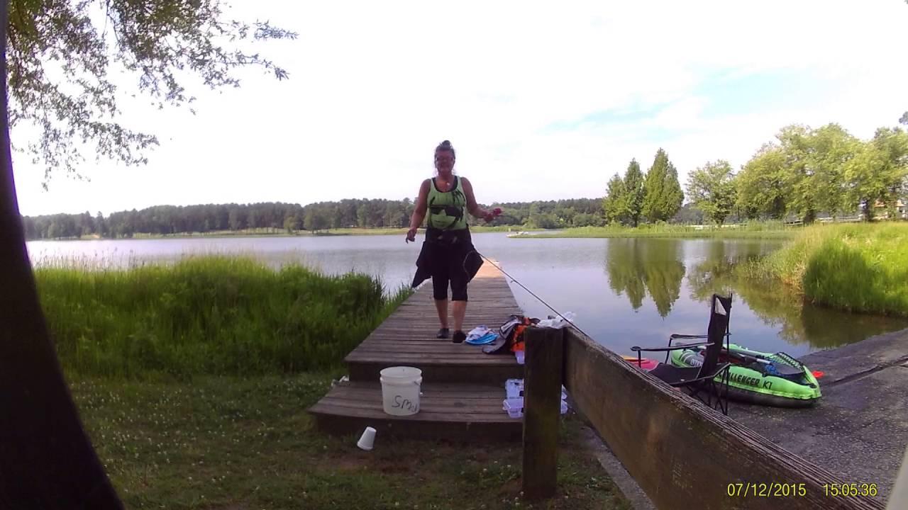 Summer fishing at lake acworth 2016 youtube for Lake acworth fishing