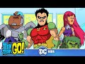 Teen Titans Go! | Super Hero Month | DC Kids