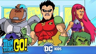 Teen Titans Go  Super Hero Month  DC Kids