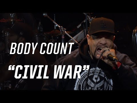 Body Count Perform 'Civil War' - 2017 Loudwire Music Awards
