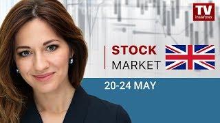 InstaForex tv news: Stock Market: weekly update (May 20 - 24)