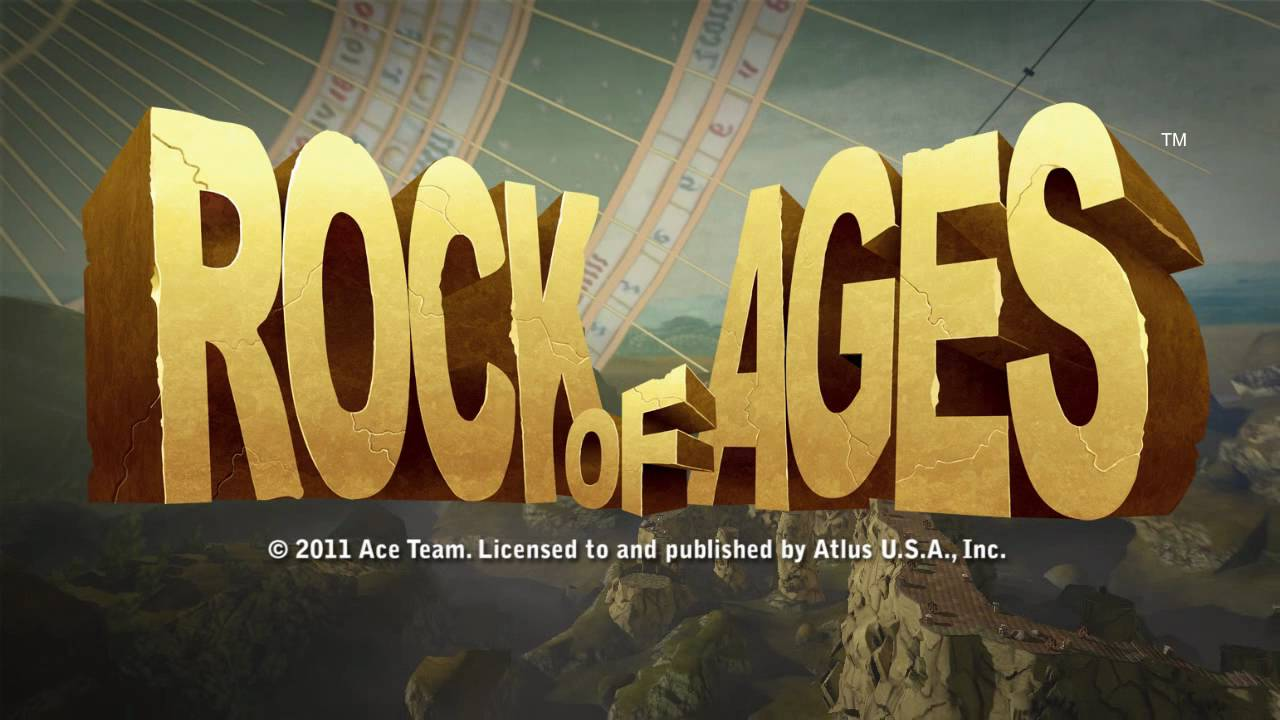 rock of ages trailer - rock of ages game trailer - youtube