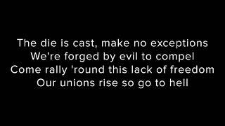 Judas priest — Firepower [lyrics]