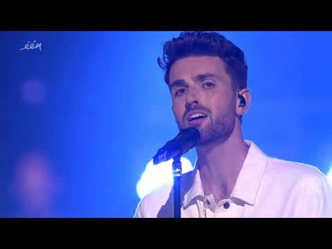 Duncan Laurence performs Arcade - Zomerhit 2019
