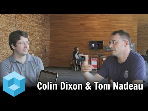 Colin Dixon & Tom Nadeau - OpenStack Summit 2015