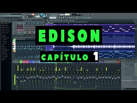 "EDISON - Aprende a Manejarlo - Capítulo 1 - ""Interface"" - Tutorial"