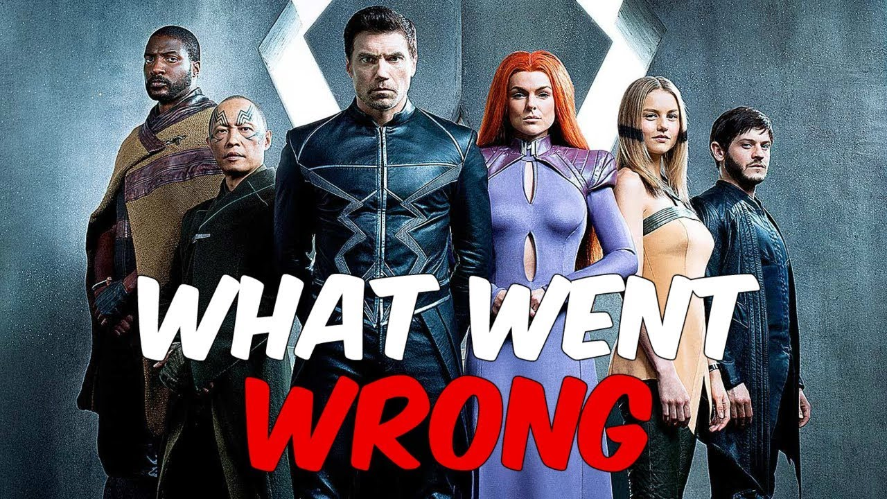 Download What Went Wrong With The Inhumans TV Show? | Cutshort