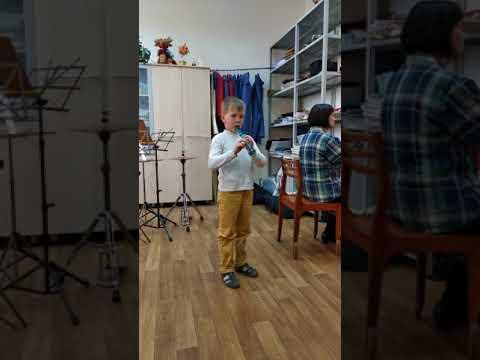 Флейта Журавель