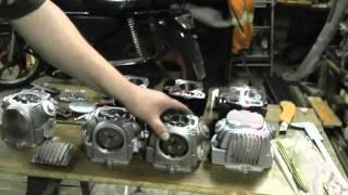 Мопед Альфа об увеличении объёма двигателя(Что нужно для увеличения объёма двигателя и для его нормальной работы в последствии. P.S. Не сказал об этом..., 2014-07-11T13:12:59.000Z)