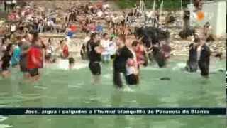VOTV - Jocs, aigua i caigudes a l
