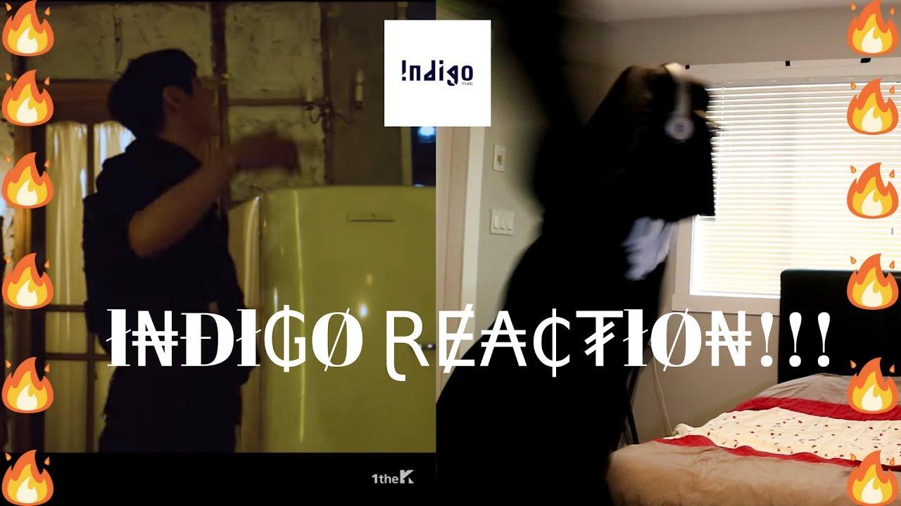 [MV] JUSTHIS (저스디스), Kid Milli, NO:EL, Young B (영비) - IndiGO | REACTION!