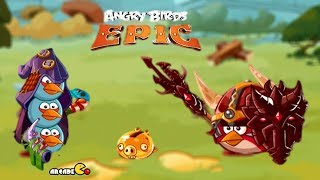 Angry Birds Epic - Rogues VS Red