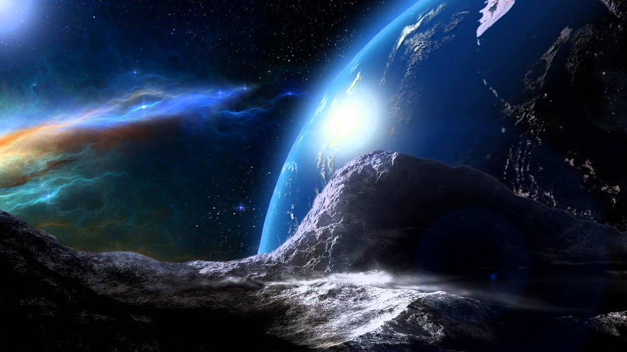 FOND D'ECRAN ANIMER DREAMSCENE HD-Moon View - YouTube