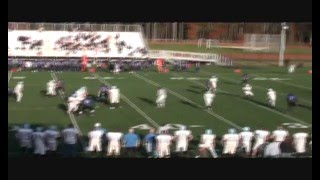 2009 NEFL AA Championship Highlights