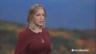"""Ditching the term """"weather girl"""" in meteorology"""