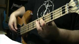 Kiss Cold Gin Bass Cover
