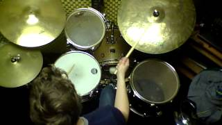 Jazz Drum Improvisation