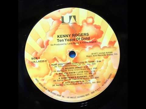 Kenny Rogers - Just Dropped In (1978 UA re-recording)