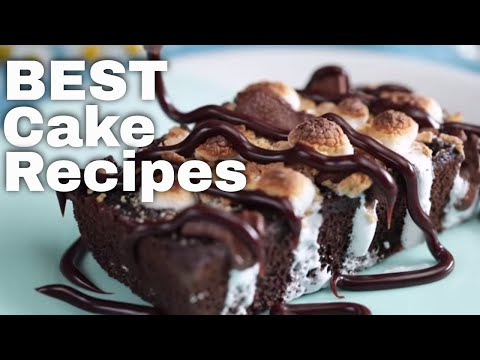 12 Of The BEST Cake Recipes Ever | Tastemade Staff Picks