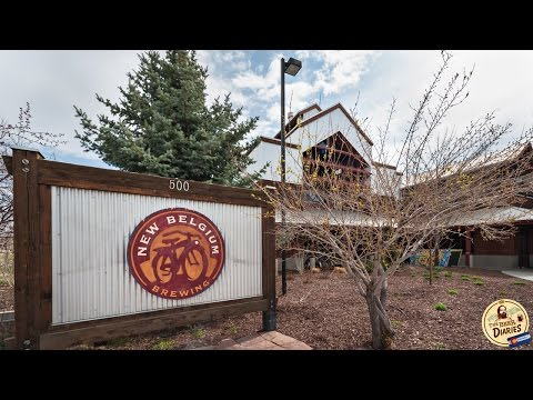 The Beer Diaries #28 New Belgium Brewing Company