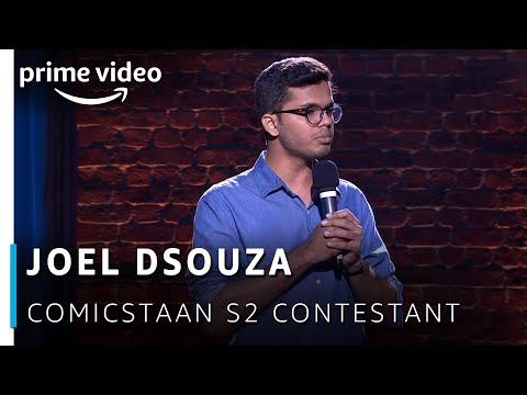 Joel Dsouza - Comicstaan Season 2 Contestant | New Amazon Original 2019