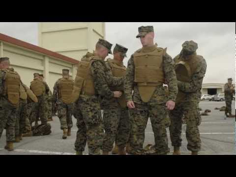Marine Corps Improved Modular Tactical Vest (Body Armor)