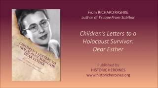 Children's Letters to a Holocaust Survivor Book Trailer