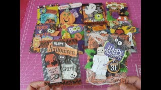 3 in 1 Halloween Treat Holders