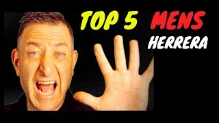 Carolina Herrera Fragrances Top 5 Mens