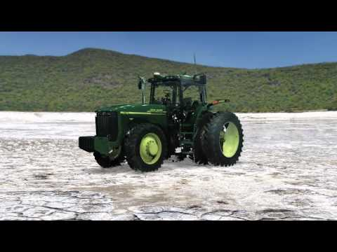 John Deere Point Cloud in Autodesk Inventor