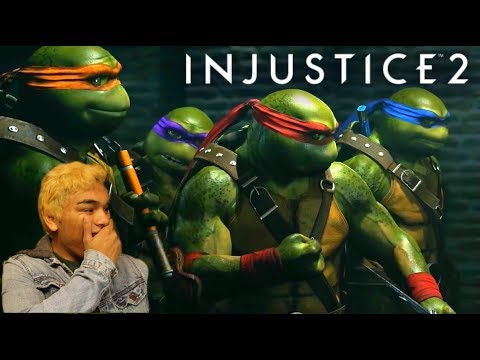 Thumbnail: Injustice 2 - DLC Fighter Pack 3 Reveal Trailer! [REACTION]