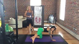 Full Body Yoga Sculpt with Coach Kylie